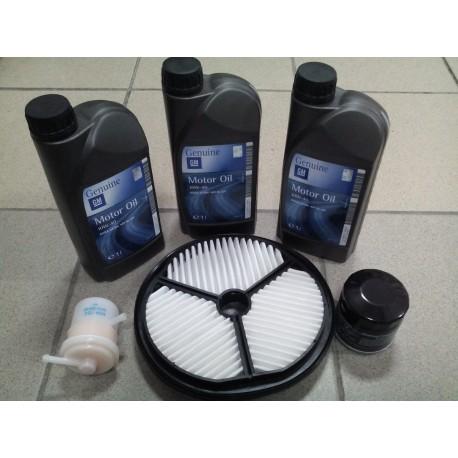 Ulei motor+filtre Tico