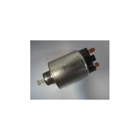 Bobina (solenoid) electromotor
