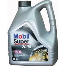 Ulei motor Mobli 10W40 - 4 litri