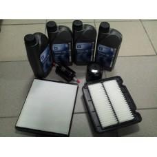 Ulei motor+filtre Aveo/Kalos 1.2